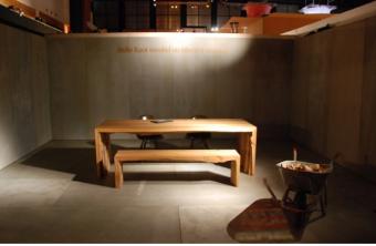 Duurzame resten tafels inlands hout Melle Koot
