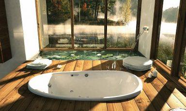 Wellness ervaring met de Ambrosia badkuip