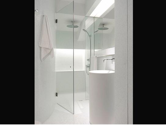 Singapore badkamer modern minimalistisch
