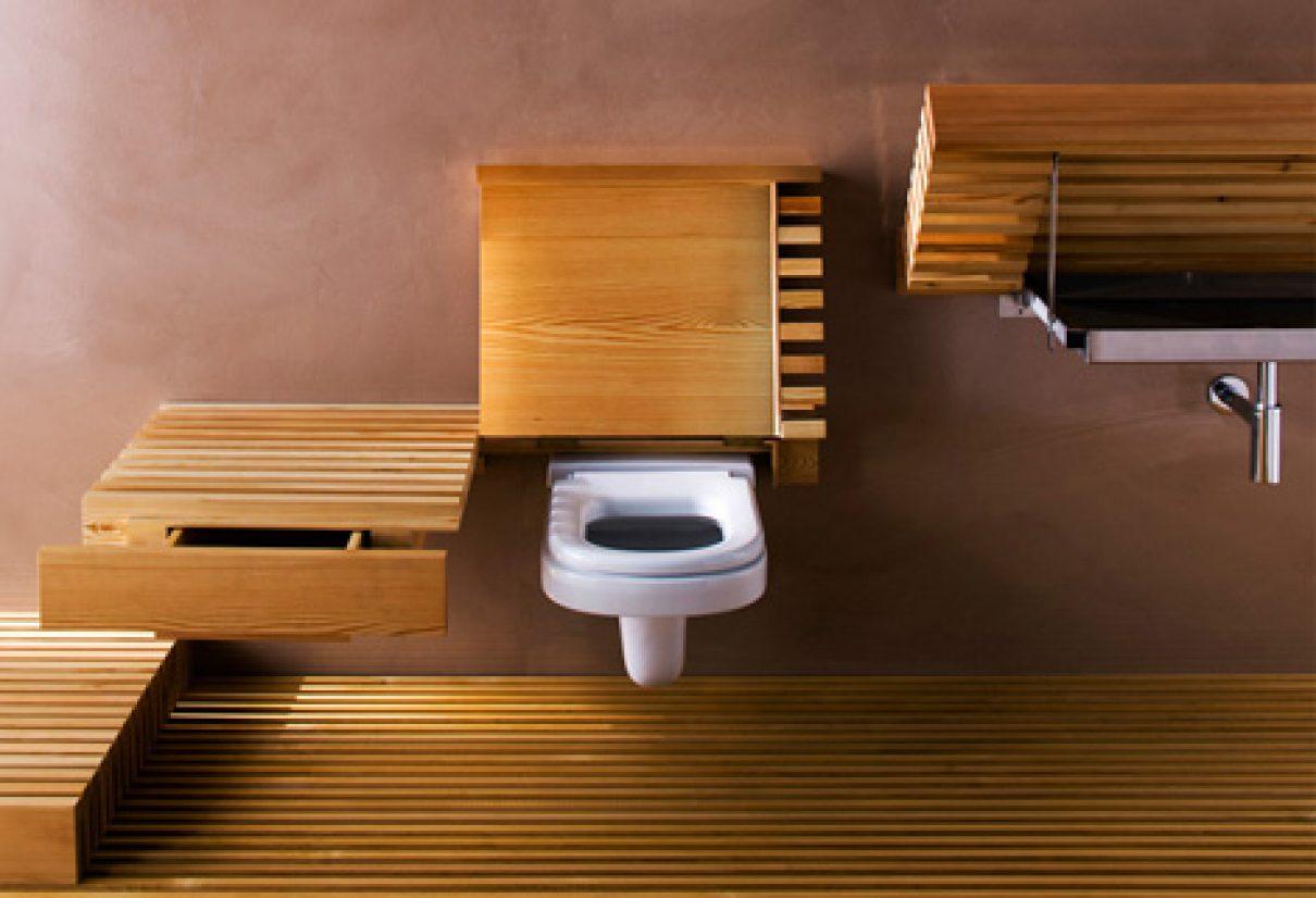 Berg je badkamer op