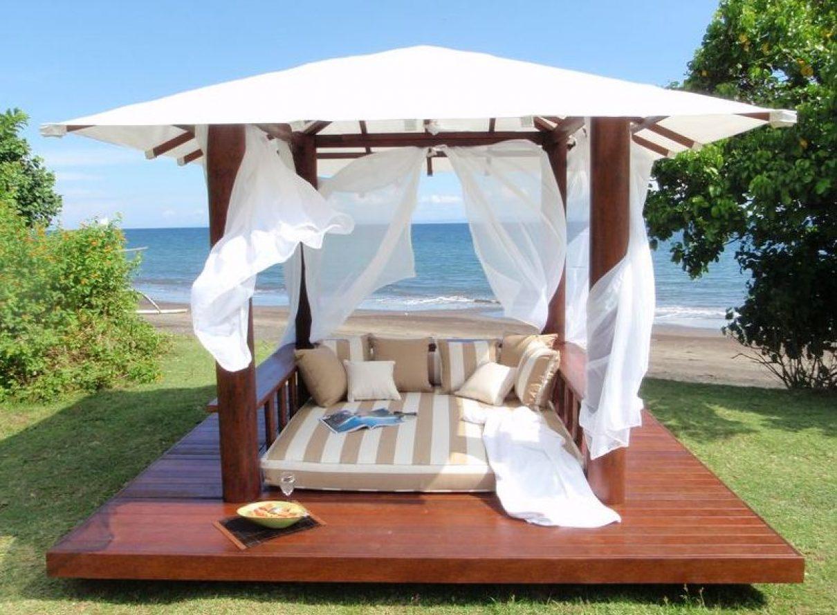 Luxe en welness in je achtertuin