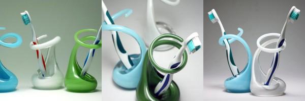 toothbrush holder brad turner