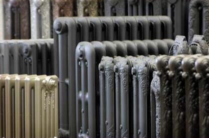 Ecorad authentieke radiatoren vanaf jaar 1850 nieuw gebruik