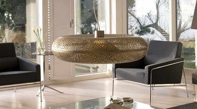 Romantiek met Aeros hanglamp | Gimmii Dutch Design