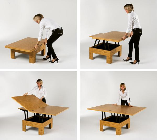 basic space saver resource furniture 2
