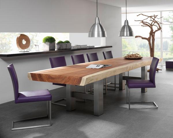 Eetkamertafel design hout ~ consenza for .
