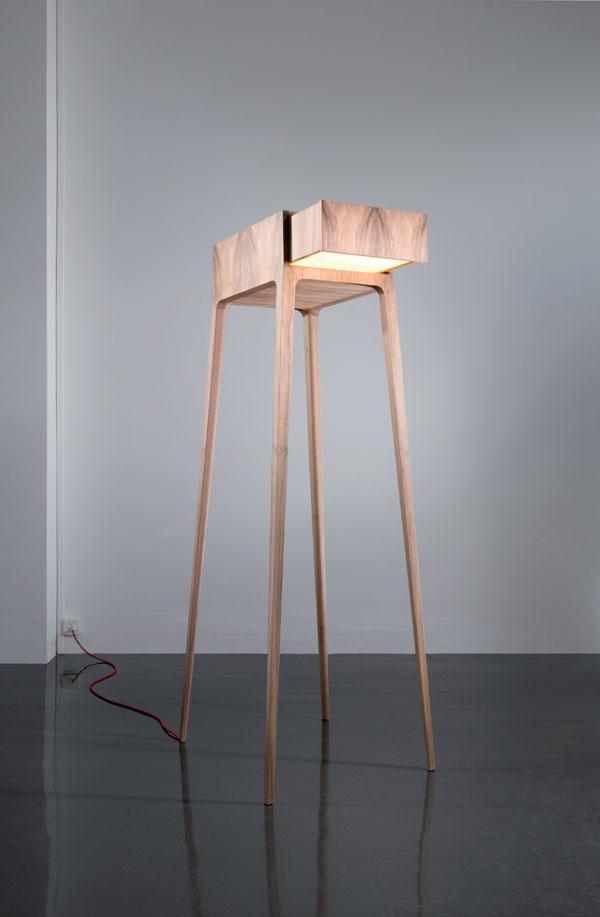AT-AT Walker, een als kabinetkastje vermomde lamp
