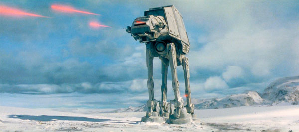 AT-AT Walker Star Wars