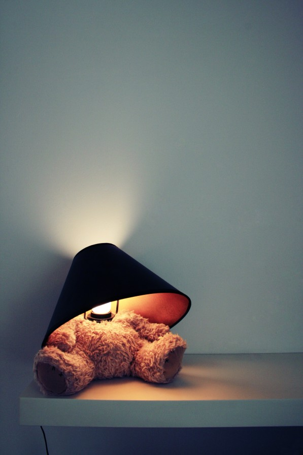 Teddybeer lamp Suck UK