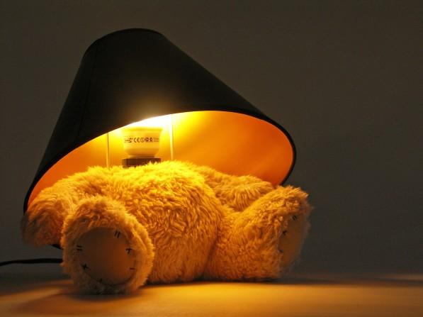 Teddybeer lamp Suck UK