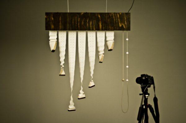 Discreet Window jaloezieën van ontwerpers Gizem Boyacioglu en Ishac Bertran
