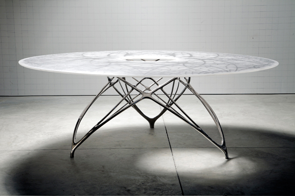 Joris Laarman Leaf tafel