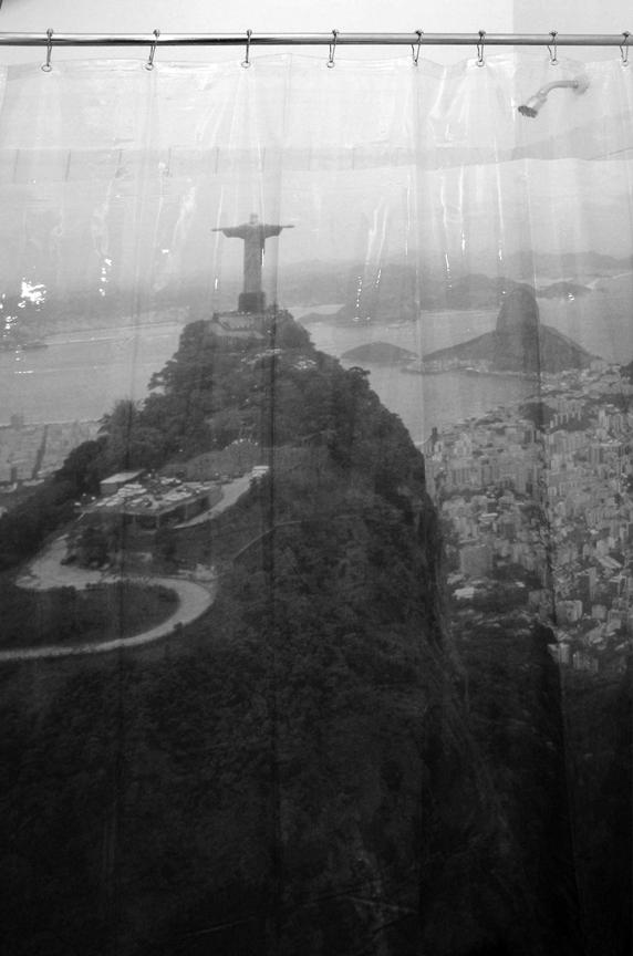 Rio de Janeiro douchegordijn