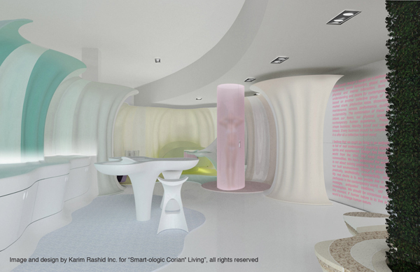 Eco deco huis van karim rashid milaan preview gimmii dutch