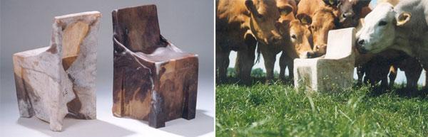 Cow Chair van Van Eijk & Van der Lubbe Milaan