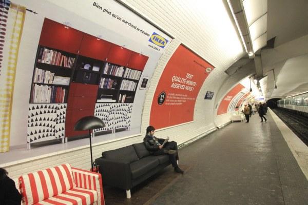 ikea parijs metro 3