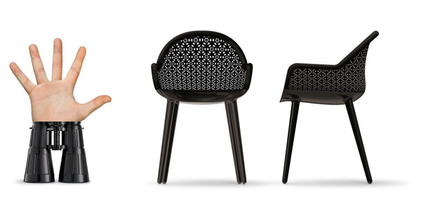 Preview milaan 3 magic van magis gimmii dutch design for Marcel wanders stoel
