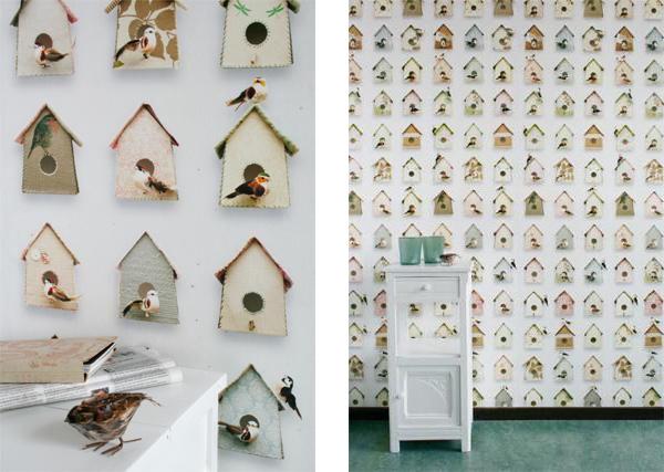 vogelhuisje studio ditte knopen behang