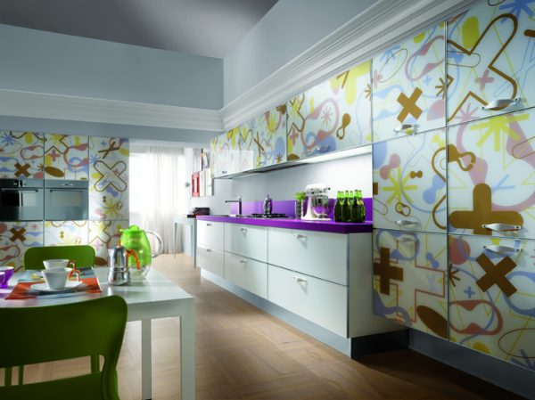 Dutch Design Keukens : Karim Rashid om enkele patronen te bedenken ...