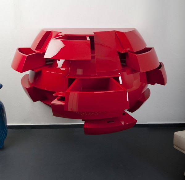 Het Belly Cabinet van ontwerper Laurens van Wieringen 3