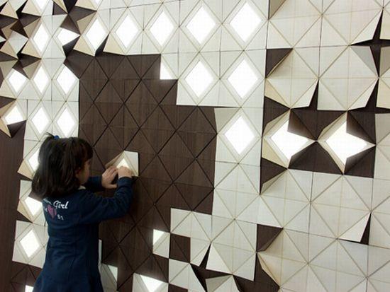 Het 'Light Form' concept van ontwerpers Daniele Gualeni en Francesca Roger