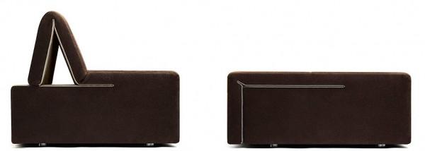 Peel sofa van ontwerper Khodi Feiz