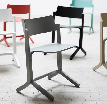 De RU stoel van de Amerikaanse ontwerper Shane Schneck