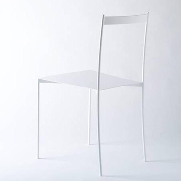 De Wire stoel van Nendo is één van de dunste stoelen ooit!