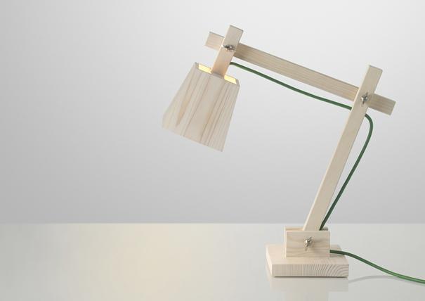 Wood Lamp van TAF voor Muuto