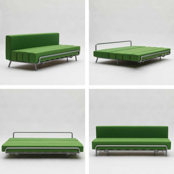 Gispen Design Slaapbank.Slash Meer Bank Dan Bed Gimmii Dutch Design