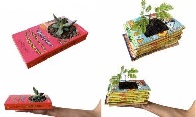 Van leesboek tot plantenbak