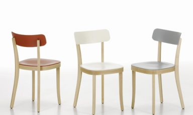 Nieuw leven voor houten stoel