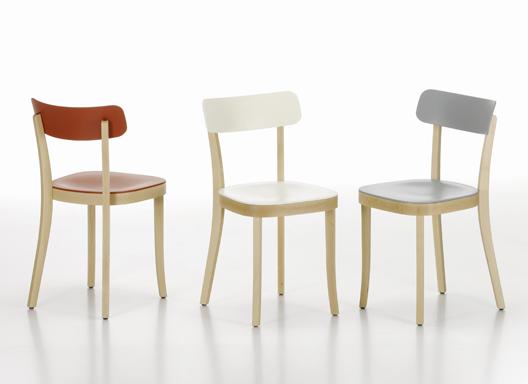 Basel stoel van Jasper Morrison voor Vitra