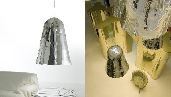 Edra Campana lamp