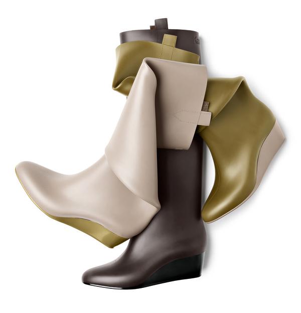 Laarzen van Kartell