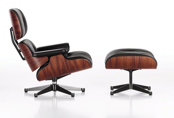 Eames Loungechair van Vitra