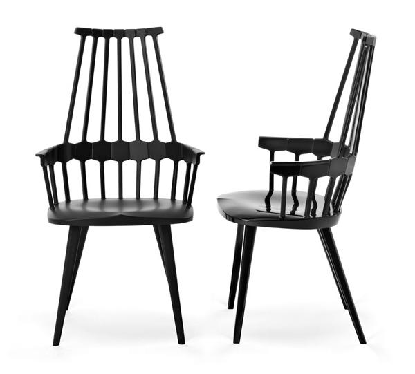 Comback Chair van Patricia Urquiola voor Kartell