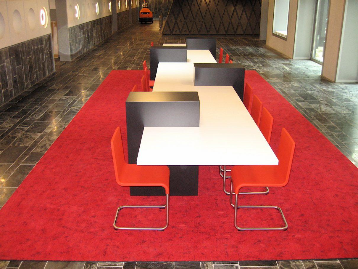Dutch Design 2worktafel van Han Dicke