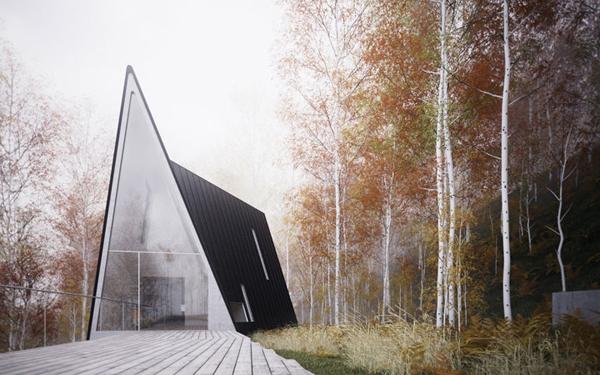 Architecure WOJR - Gimmii
