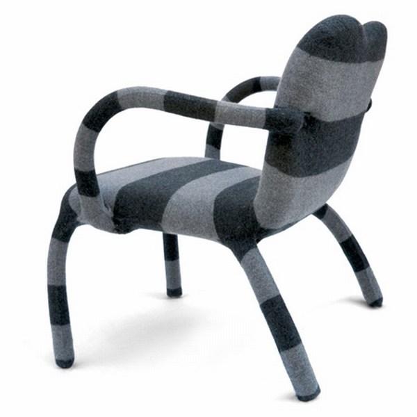 Speelse Jumper stoel van Bertjan Pot