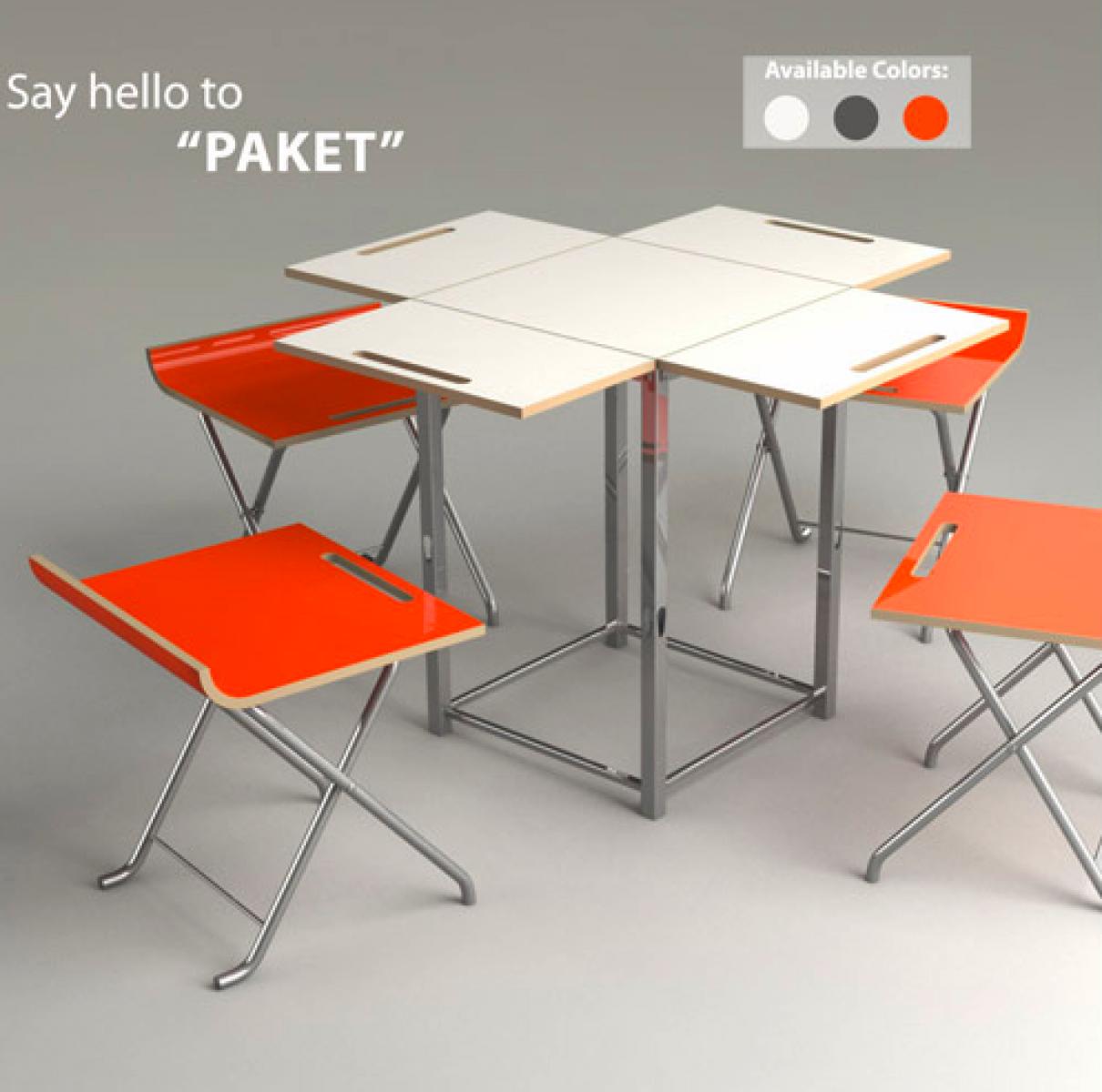 Kids tafel en stoelen