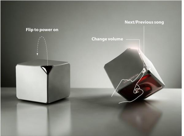 muzikale kubus The Knowing van ontwerper Yin Li