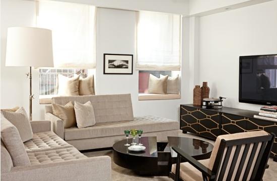 New york loft van spi design gimmii shop magazine voor for Design woonkamer