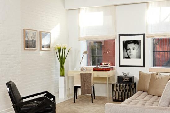 N-Y loft SPI Design woonkamer