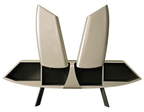 Papillon dressoir van Roche Bobois in gelimiteerde oplage van 250