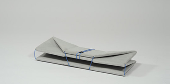 Stoel opvouwbaar Pata handig pakketje voor opbergen en transport