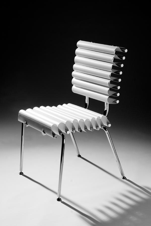 Vienetta stoel van ontwerper Floris Wubben
