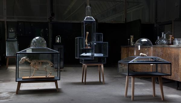 Steel Cabinets van Sylvie Meuffels
