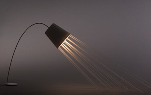 Zonnestralen lamp Draw Me A Lamp van dVision