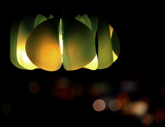 Loto lamp milieuvriendelijk lampen design Eugenio Menjivar